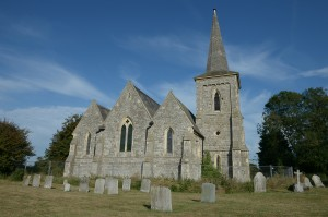 The church on Foulness Island is up for sale which is unique as it is on MOD land